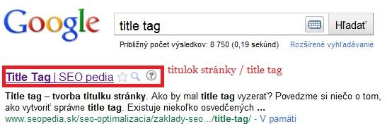 Title tag seopedia.sk