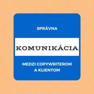 komunikácia medzi klientom a copywriterom