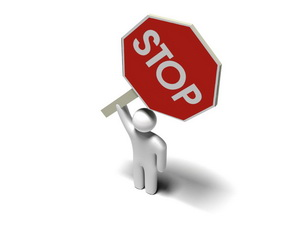 stop copywriting
