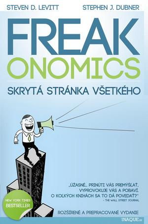 Freakonomics skrytá stránka všetkého
